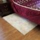 Бежевый rкремовый прикроватный коврик JumKids Sweet Cream