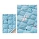 Голубой коврик для ползания космос фото